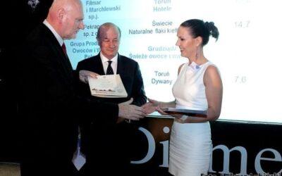 Koniczynka Sp. z o.o. laureatem Diamenty Forbesa 2014