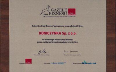 Gazela Biznesu 2011